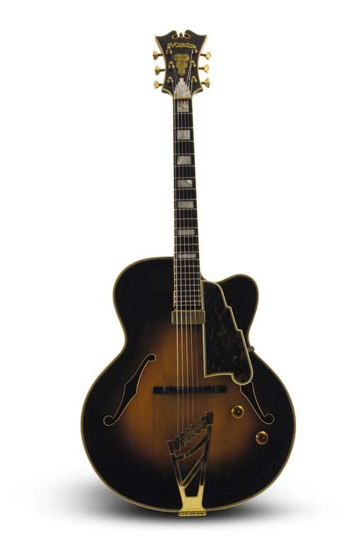 1958 D'Angelico Excel - 3