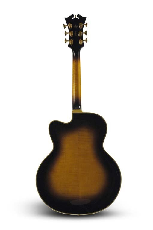 1958 D'Angelico Excel - 4
