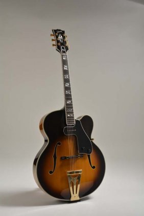 1999 Gibson Super 400c With Mccarty Pickup, Robert Yeli