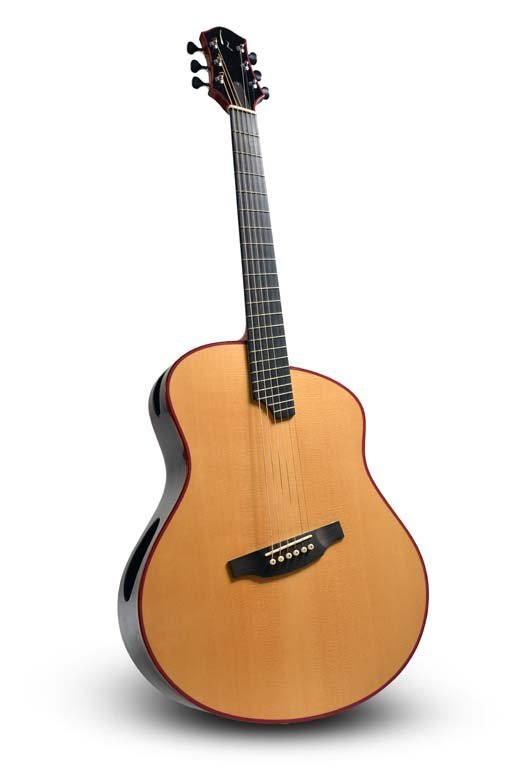 "Michael Keller  ""WowHaus"" Guitar"