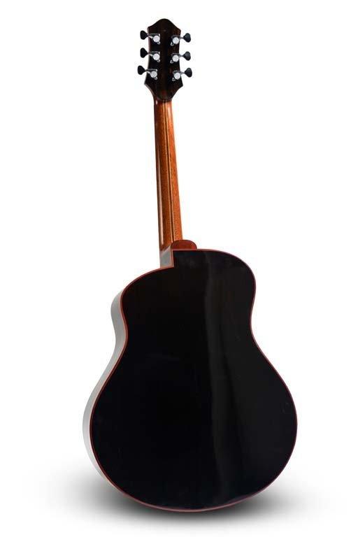 "Michael Keller  ""WowHaus"" Guitar - 2"