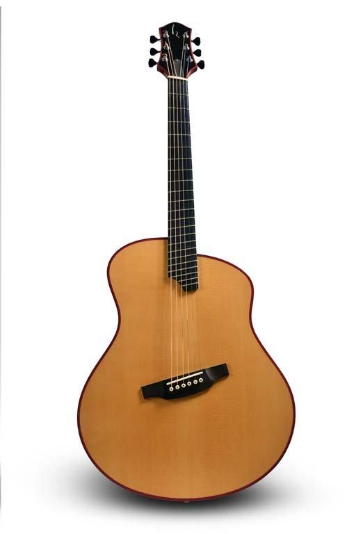 "Michael Keller  ""WowHaus"" Guitar - 3"