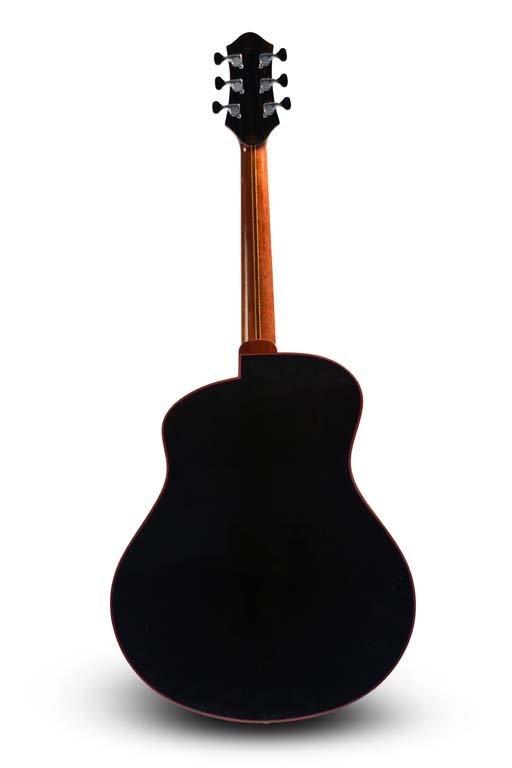 "Michael Keller  ""WowHaus"" Guitar - 4"