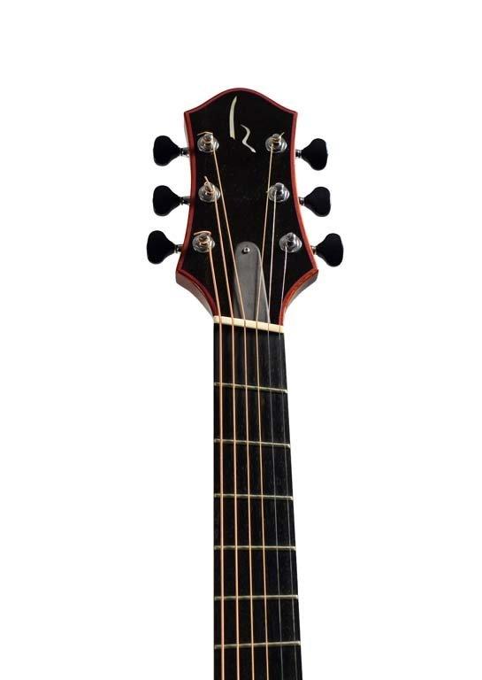 "Michael Keller  ""WowHaus"" Guitar - 8"