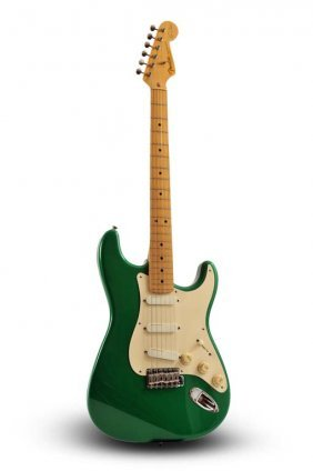 Signed Eric Clapton 1988 Fender Stratocaster