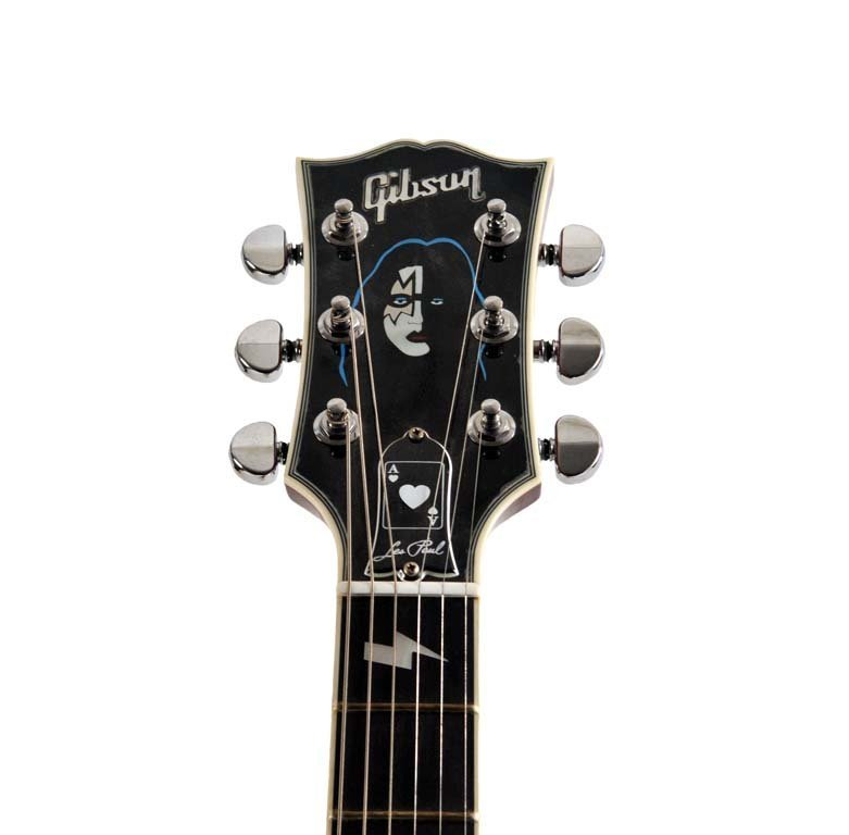 Gibson Ace Frehley Les Paul Signed by Ace Frehley - 7