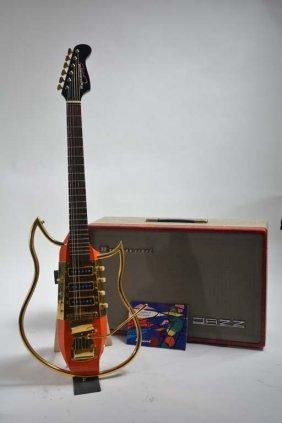 "1965 Dynacord ""cora"" Guitar With 1965 Dynacord ""jazz"""