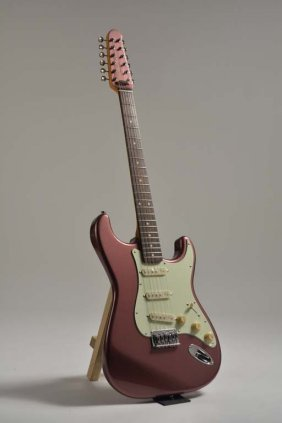 2005 Fender Stratocaster Xii 12-string Electric,