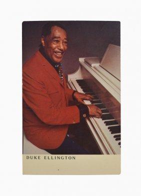 Promotional Postcard of Duke