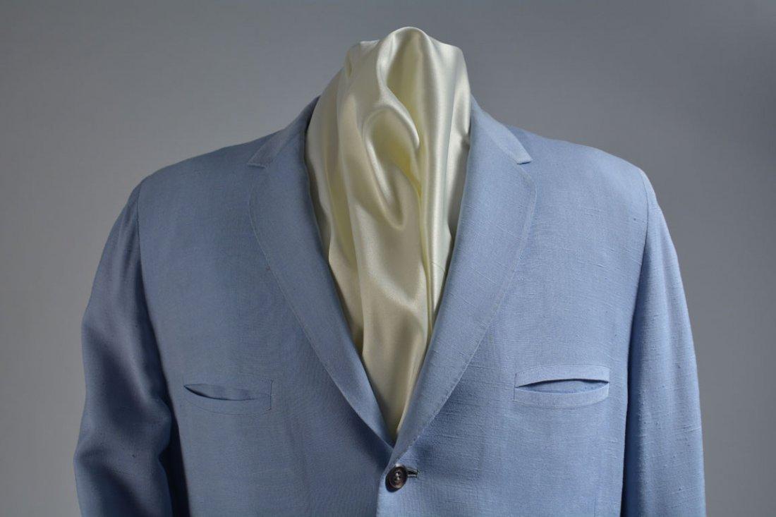 Baby Blue Suit - 3