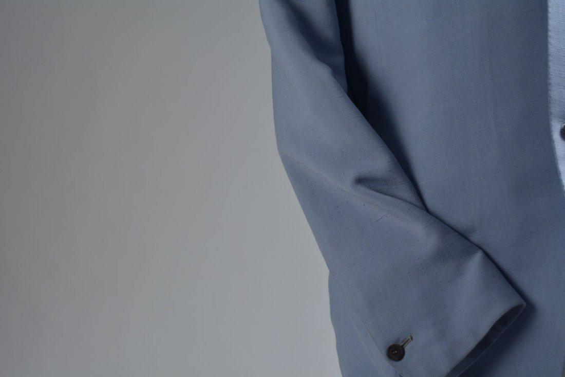 Baby Blue Suit - 4