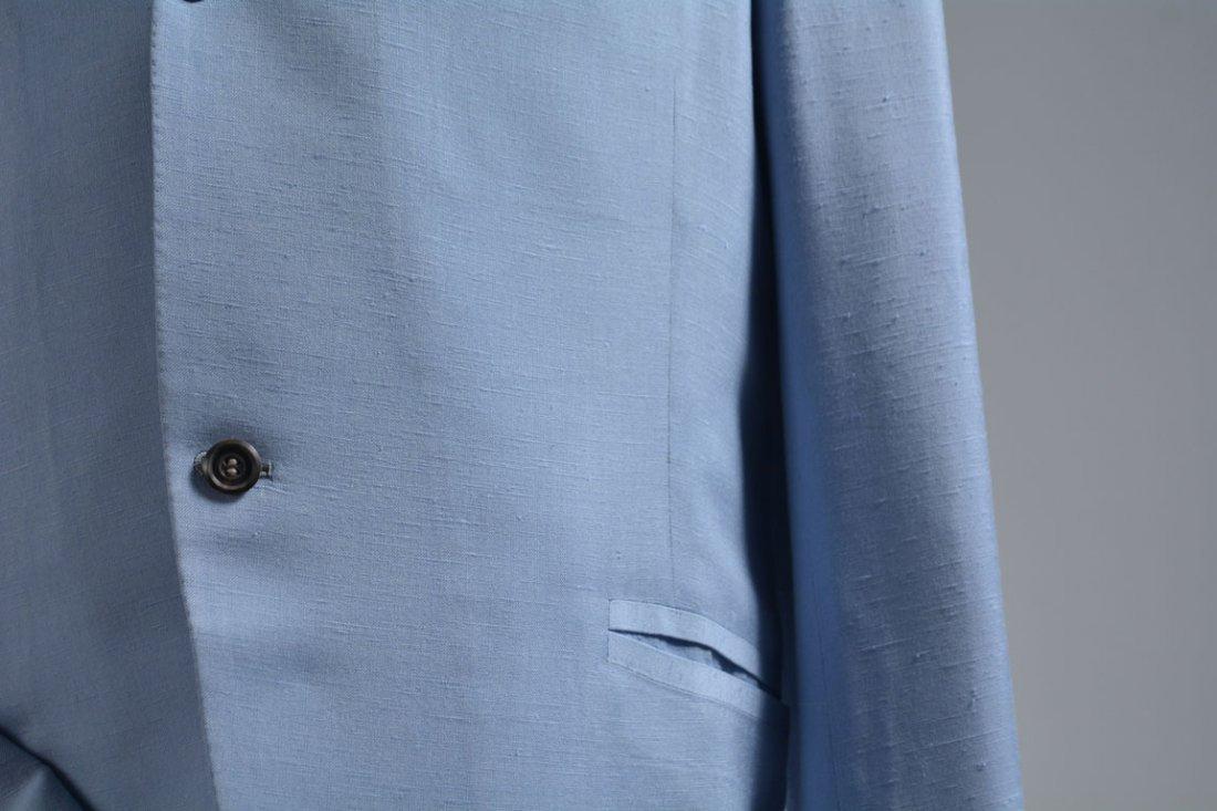 Baby Blue Suit - 5