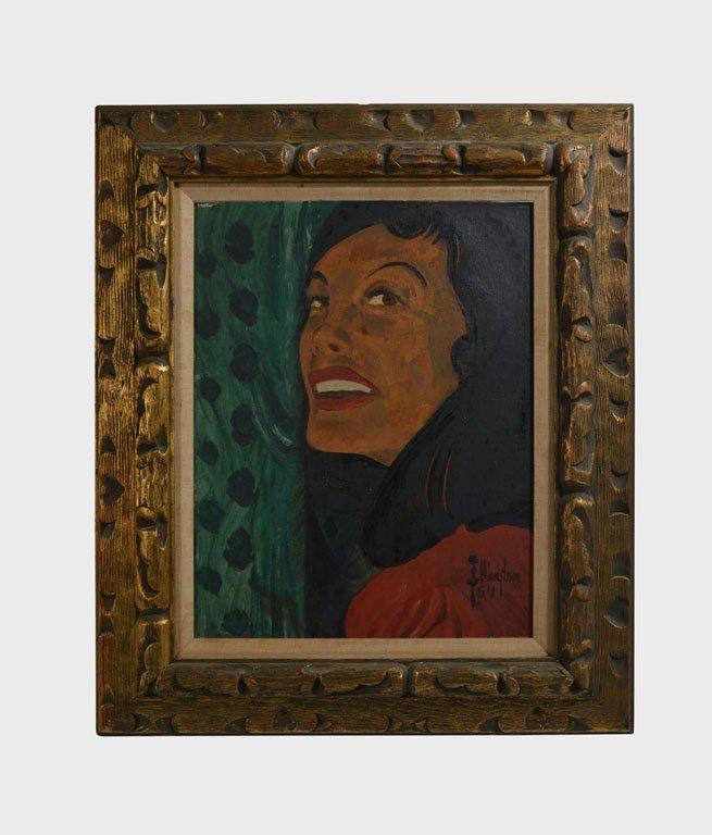 Satin Doll, Painting by Duke Ellington