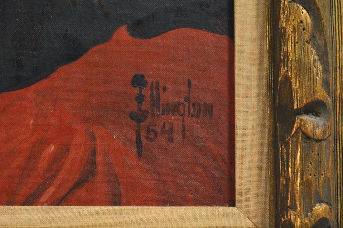 Satin Doll, Painting by Duke Ellington - 4