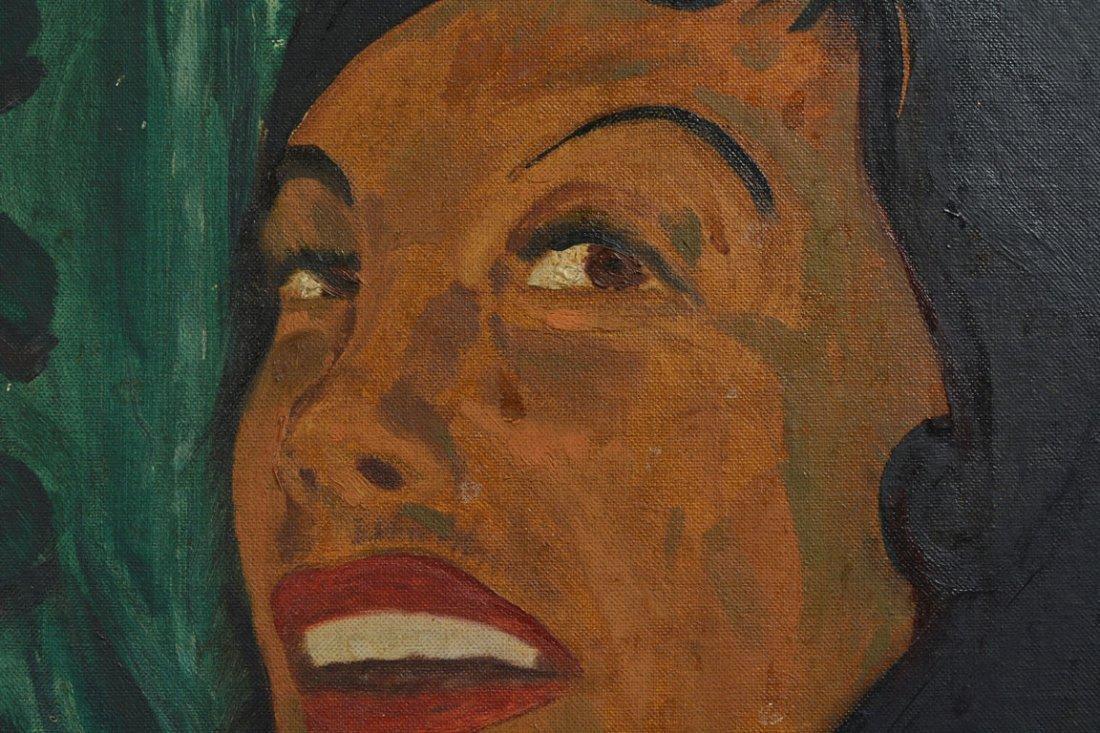 Satin Doll, Painting by Duke Ellington - 5