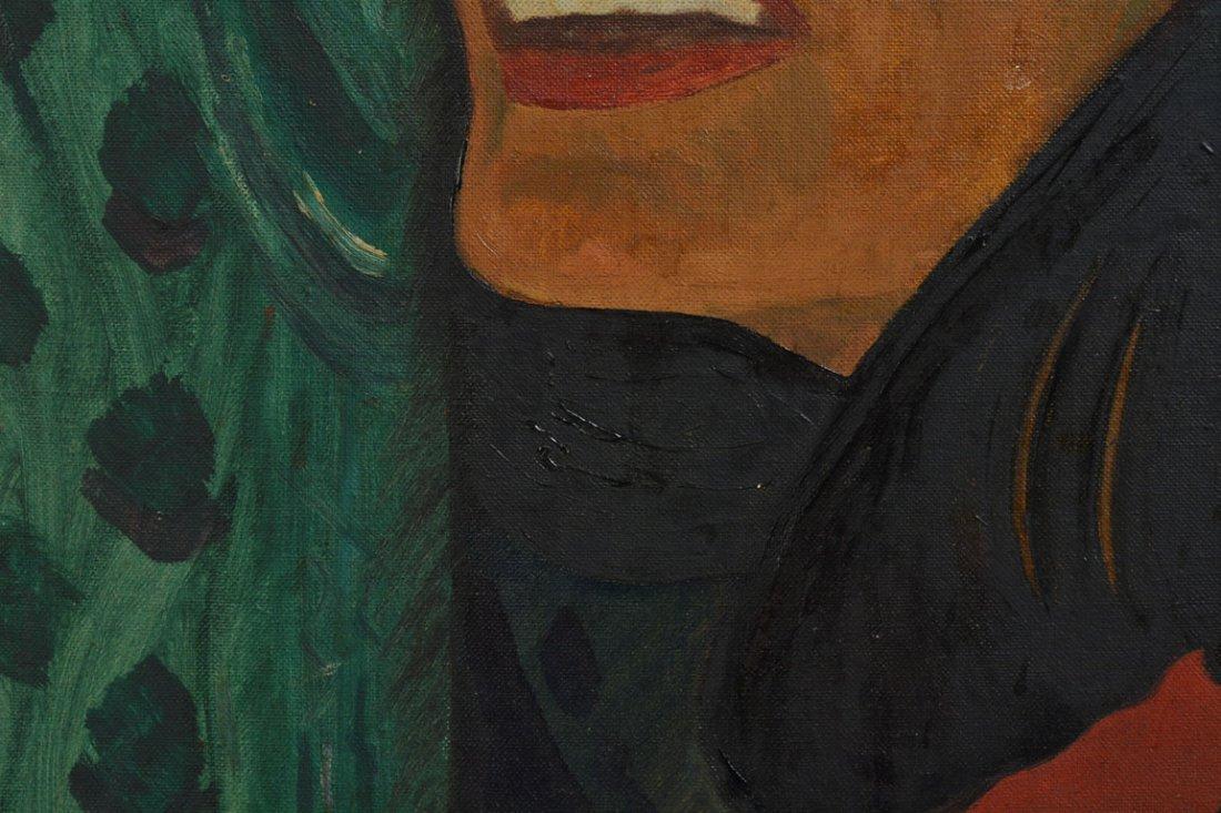 Satin Doll, Painting by Duke Ellington - 6