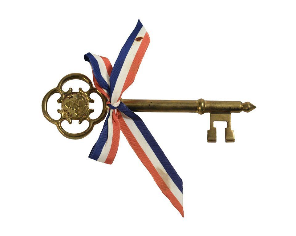 Key to Washington, D.C.