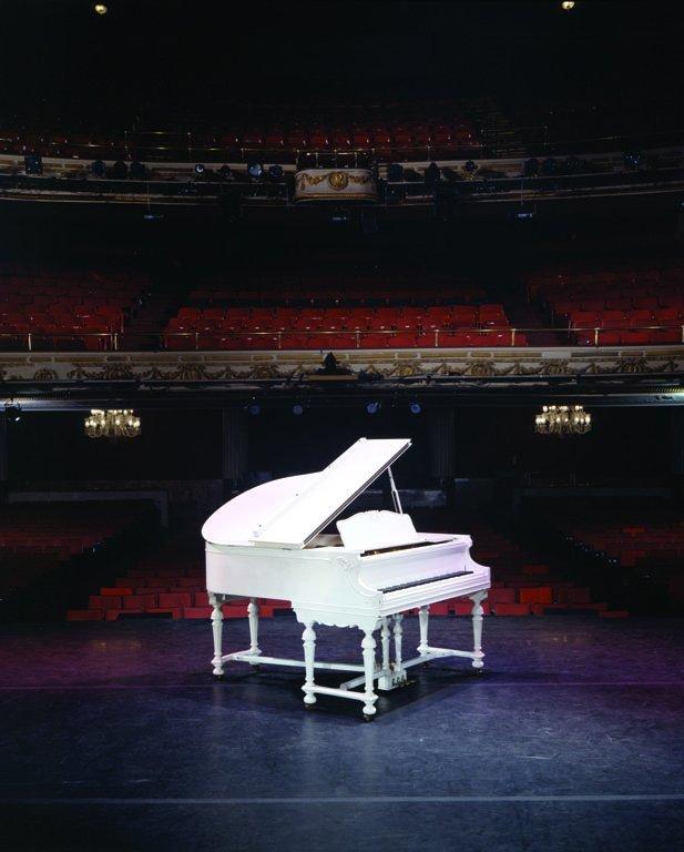 Duke Ellington's Baby Grand Piano