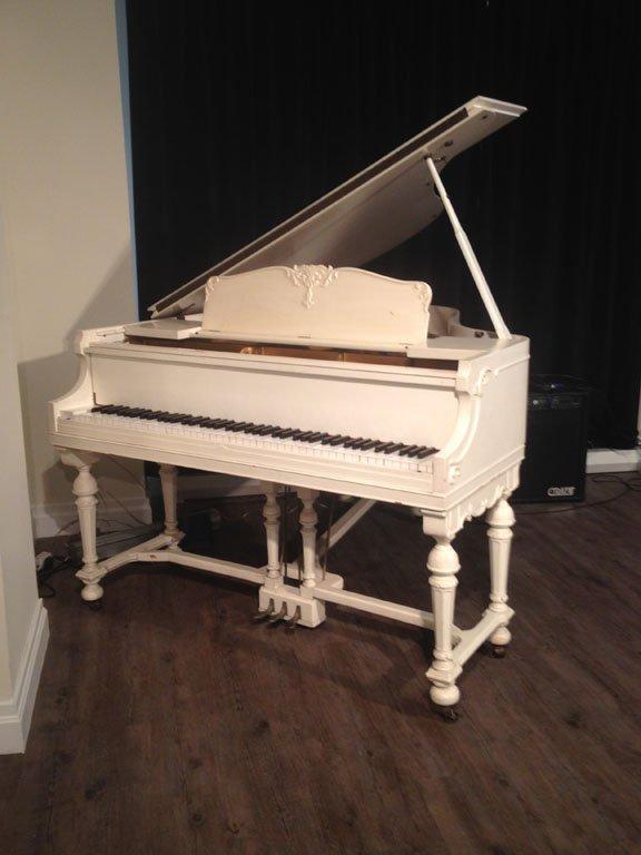 Duke Ellington's Baby Grand Piano - 2