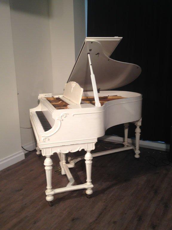 Duke Ellington's Baby Grand Piano - 3