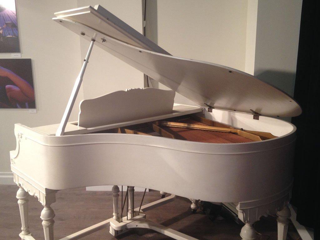 Duke Ellington's Baby Grand Piano - 5