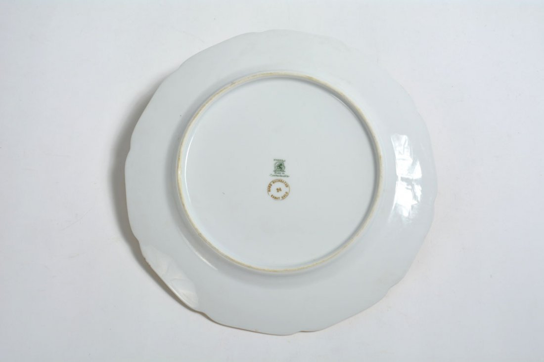 Gold Bohemia Dinner Plates - 3