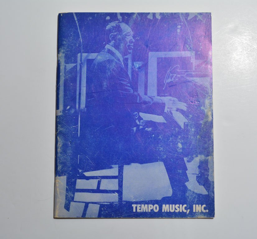 Tempo Music Catalogs - 2