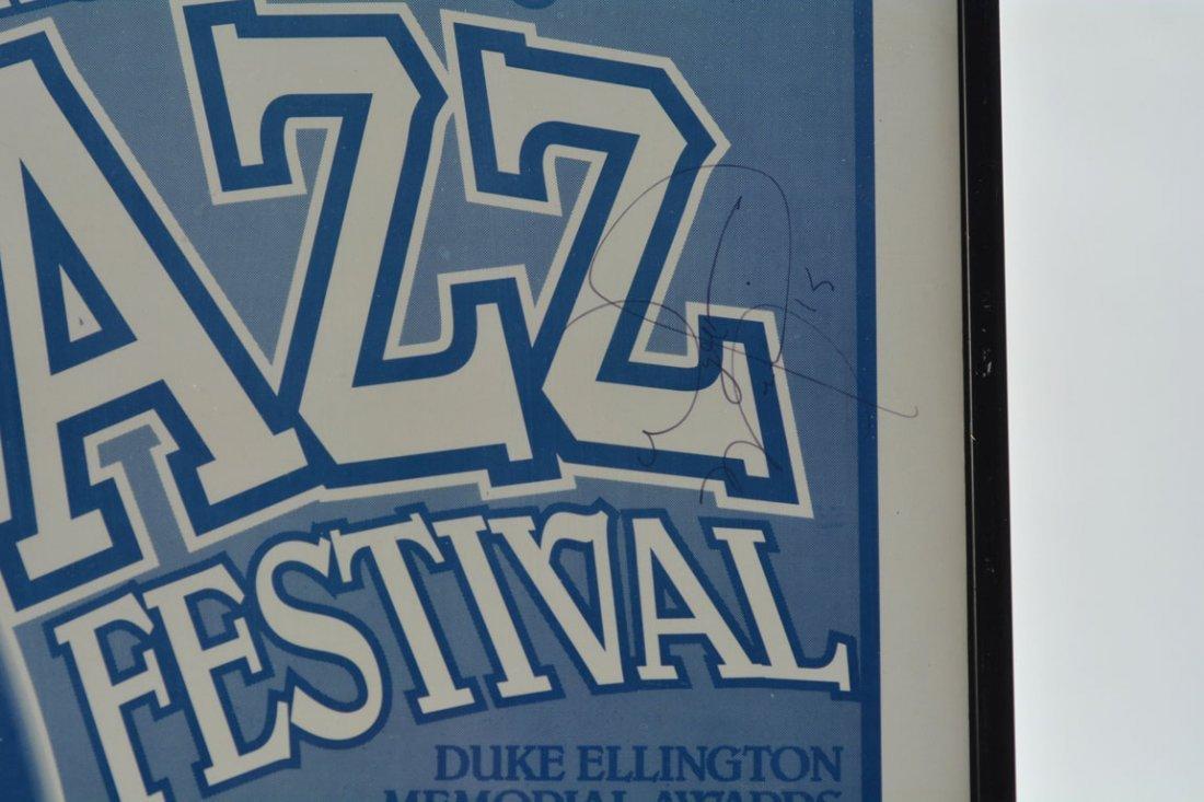 52nd Street Jazz Festival Poster - 4