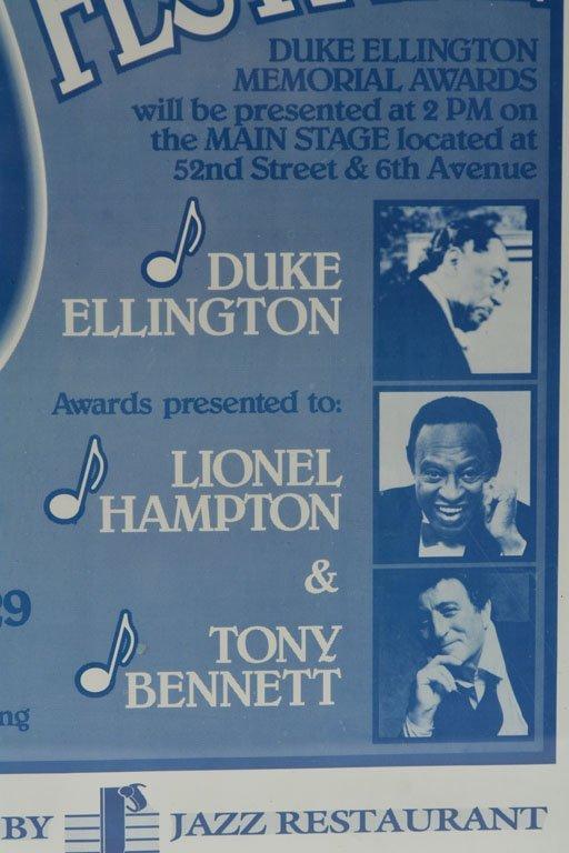 52nd Street Jazz Festival Poster - 5
