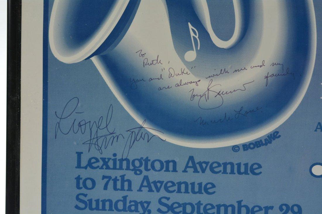 52nd Street Jazz Festival Poster - 7