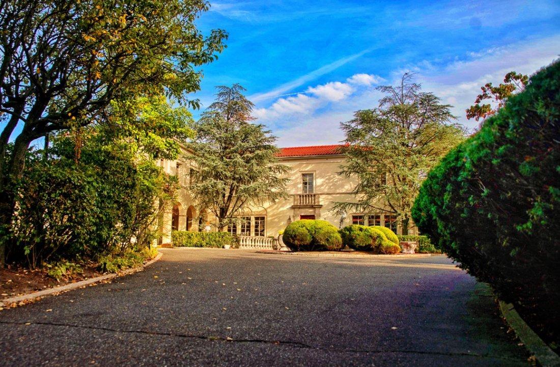 Historic NJ Estate at Auction