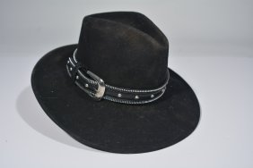 Johnny Winter's Harley Davidson Cowboy Hat