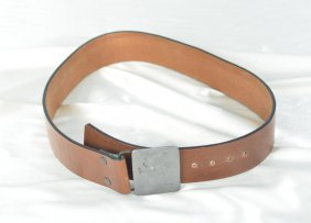 Johnny Winter's Belt