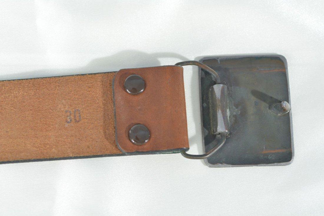 Johnny Winter's Belt - 3