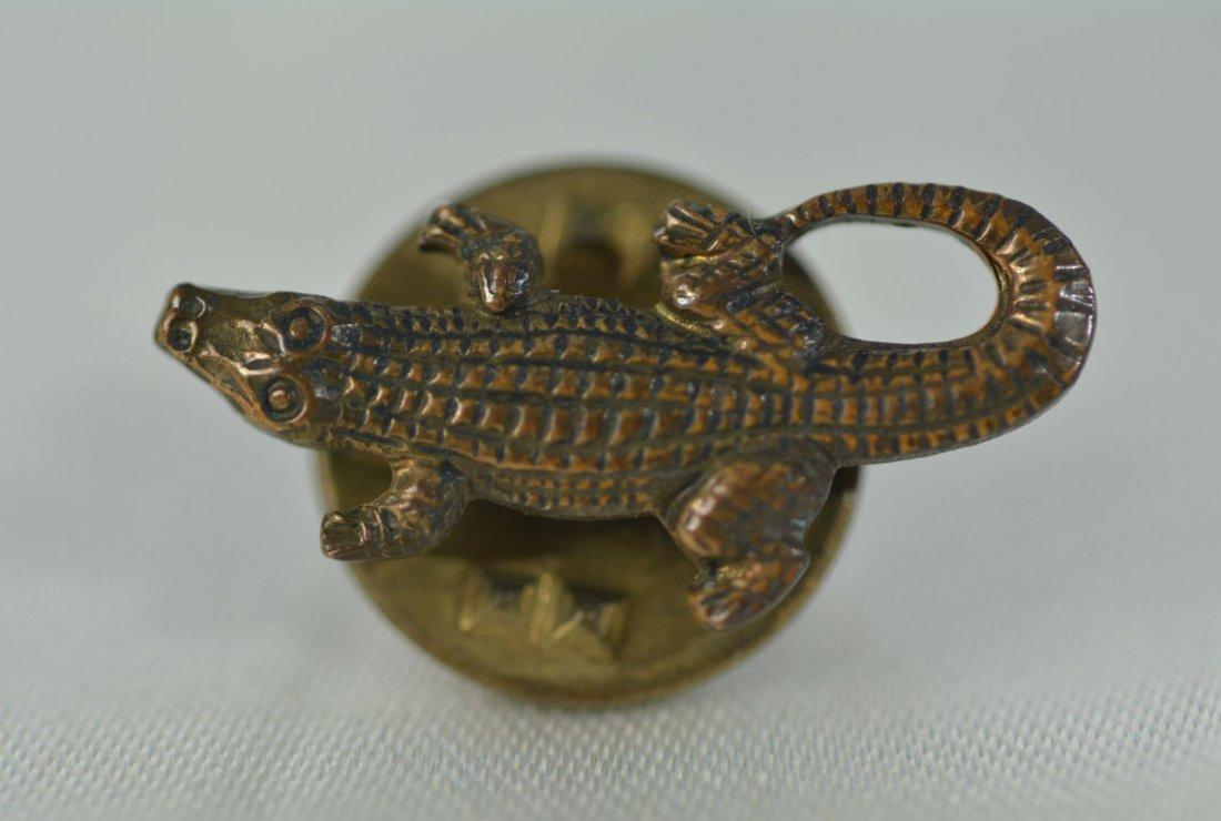 Small Alligator Pin