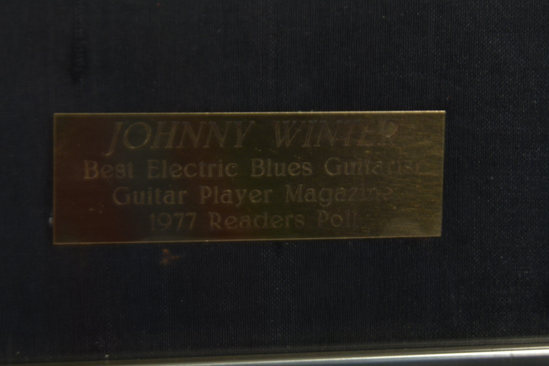Best Electric Blues Guitarist, 1977 Guitar Player - 2