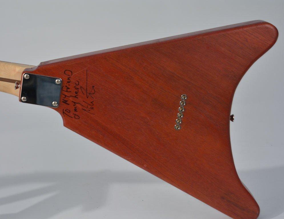 Delaney Guitars Wedge Guitar - 4