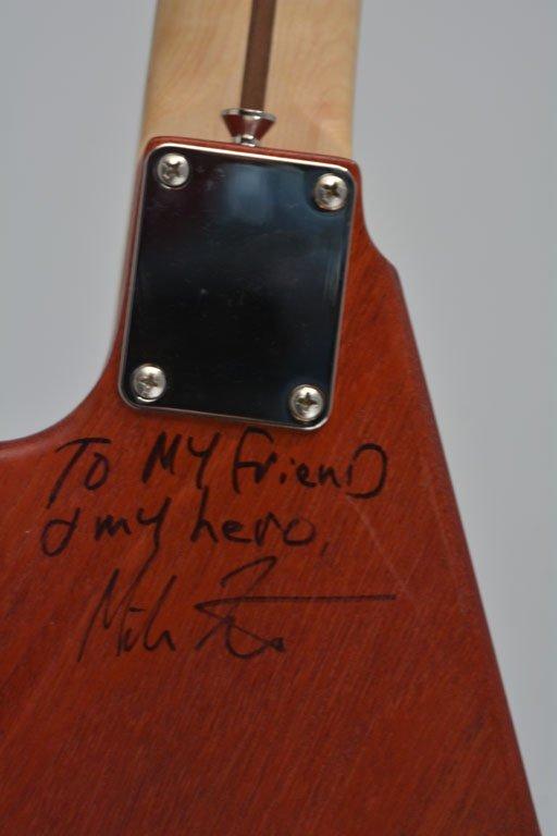 Delaney Guitars Wedge Guitar - 5