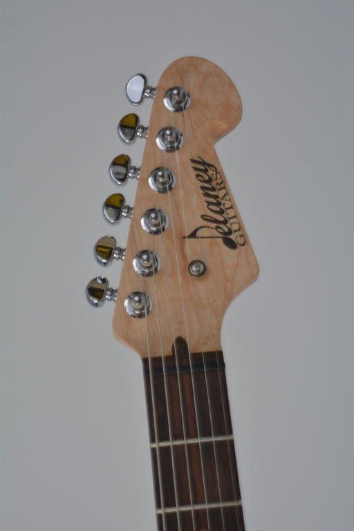 Delaney Guitars Wedge Guitar - 7