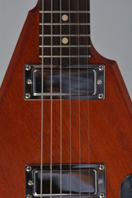 Delaney Guitars Wedge Guitar - 8