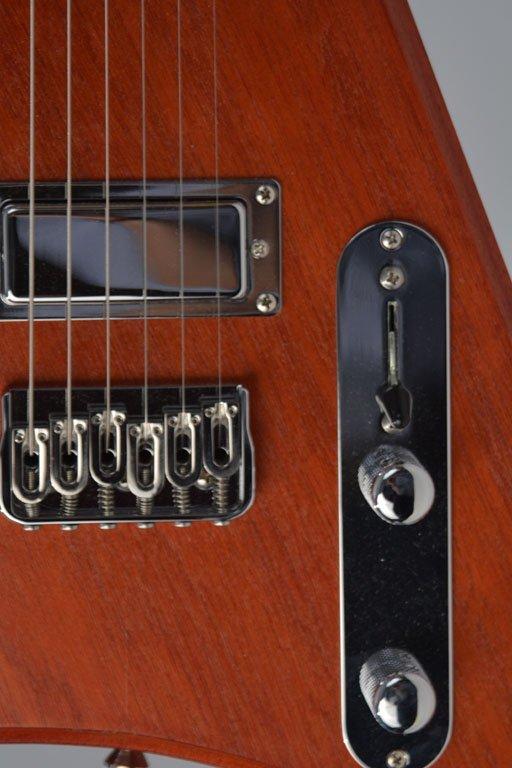 Delaney Guitars Wedge Guitar - 9