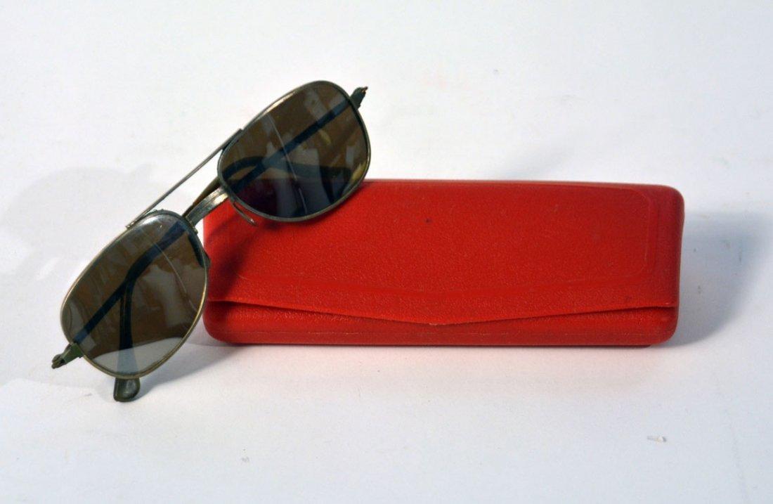 Johnny Winter's Aviator Sunglasses