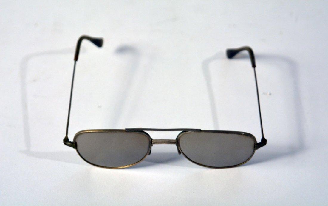 Johnny Winter's Aviator Sunglasses - 3