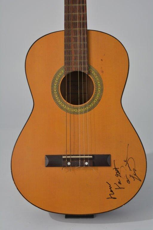 Les Paul Autographed Kay Acoustic Guitar - 2