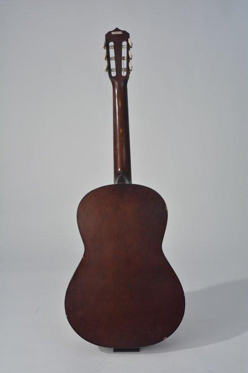 Les Paul Autographed Kay Acoustic Guitar - 3