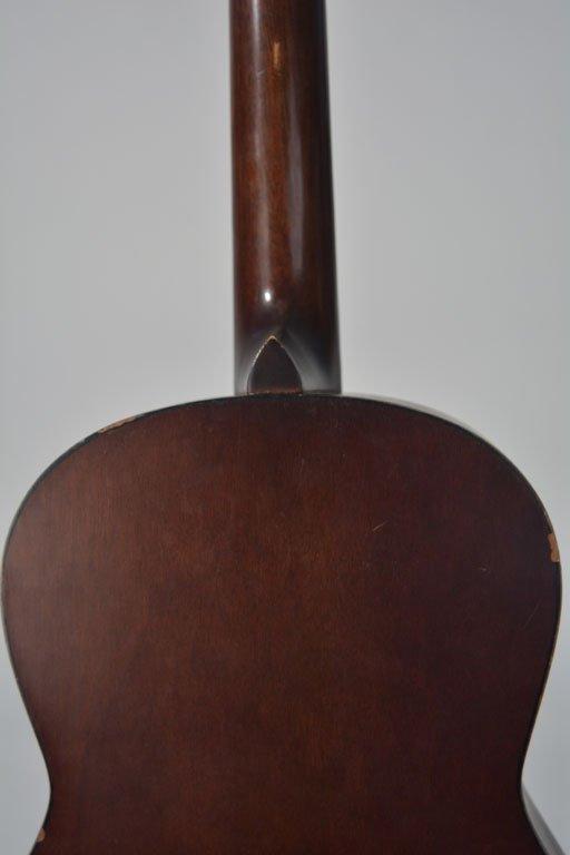 Les Paul Autographed Kay Acoustic Guitar - 4