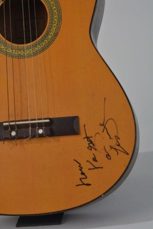 Les Paul Autographed Kay Acoustic Guitar - 5