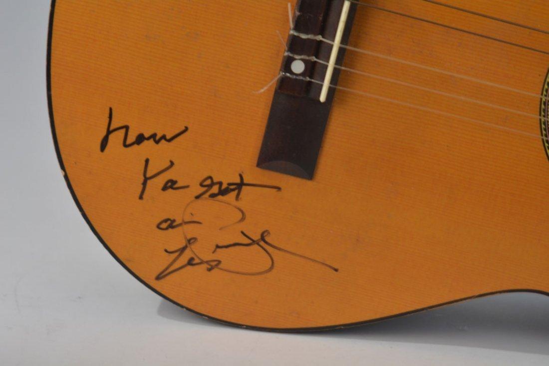 Les Paul Autographed Kay Acoustic Guitar - 6