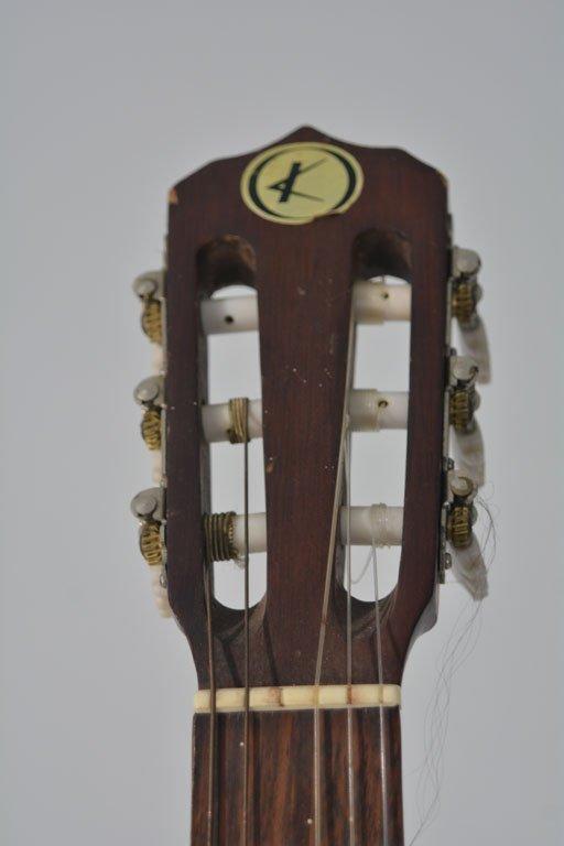Les Paul Autographed Kay Acoustic Guitar - 7