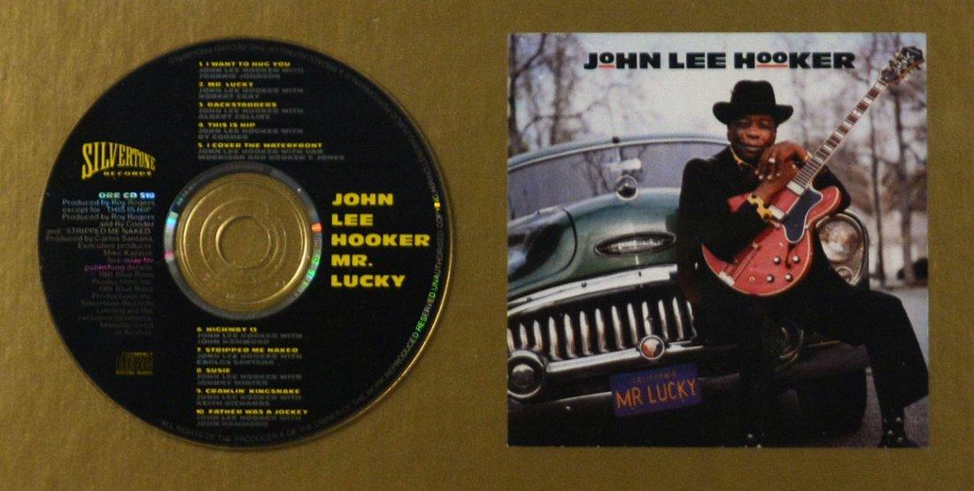 """Gold Record for John Lee Hooker's """"Mr. Lucky"""" - 3"""